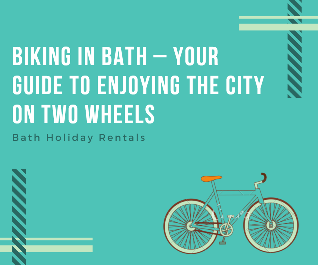 Biking in Bath