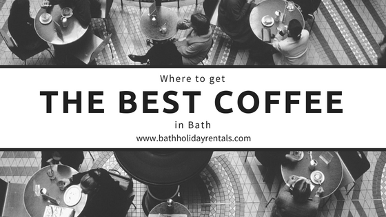 The best coffee in Bath