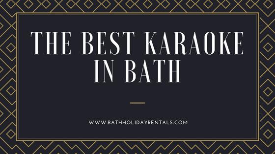 the best karaoke bars in Bath