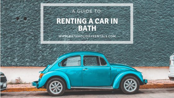 Renting a car in Bath