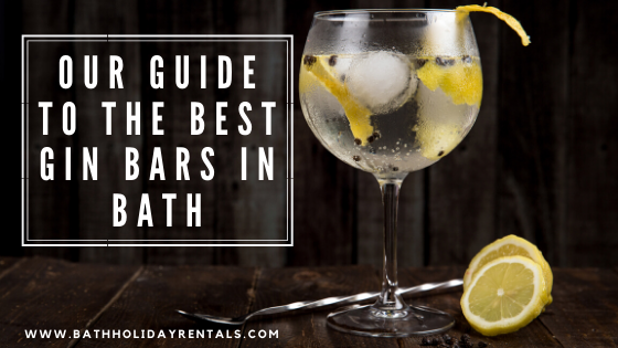Gin bars in Bath