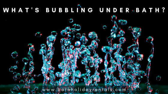 Whats bubbling under Bath image