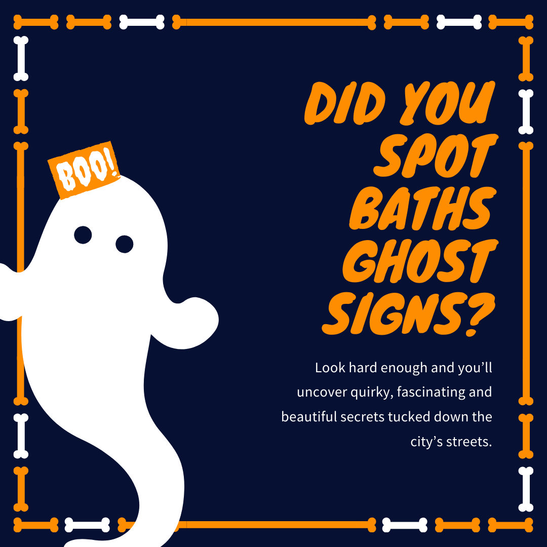Did you spot baths ghost signs_