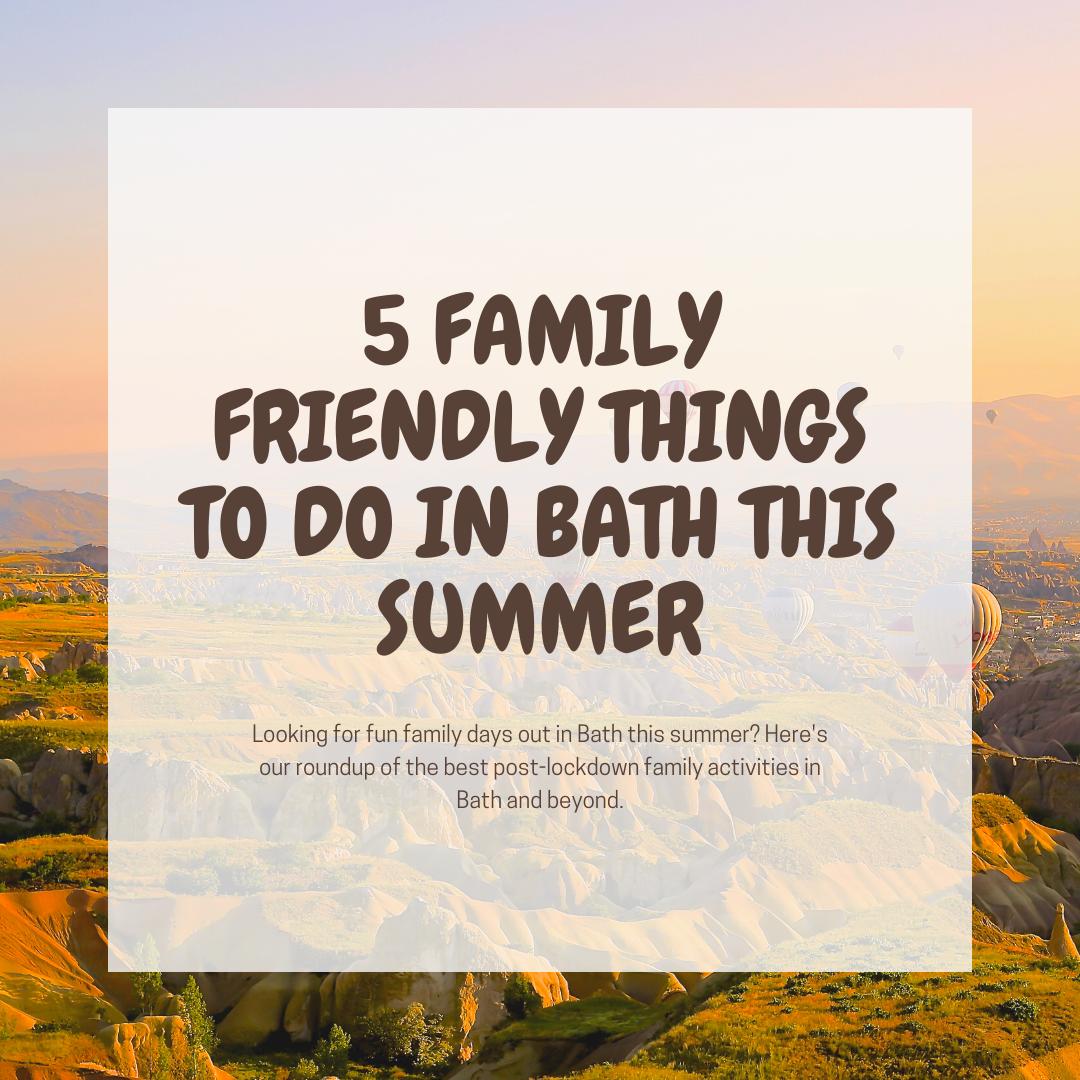 family friendly bath