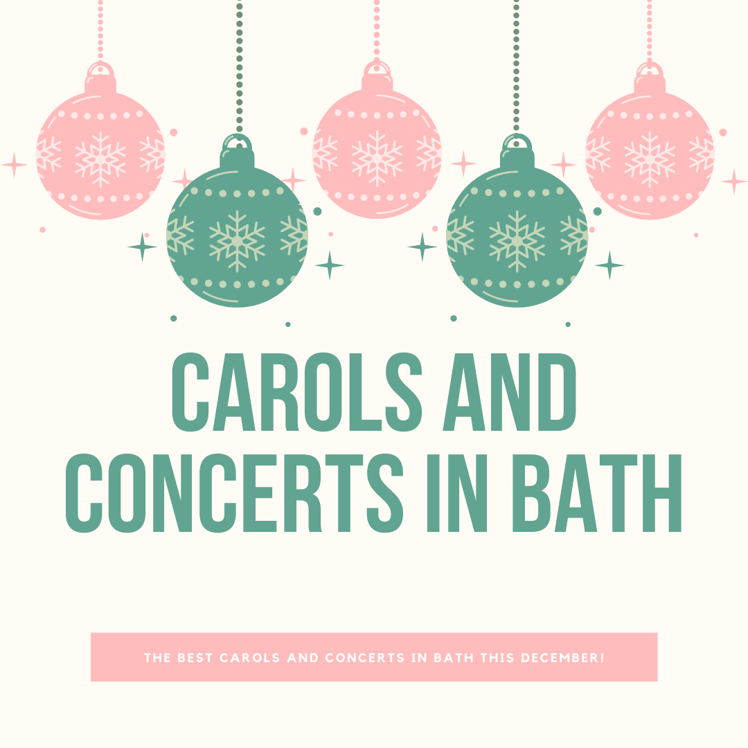carols and concerts in bath