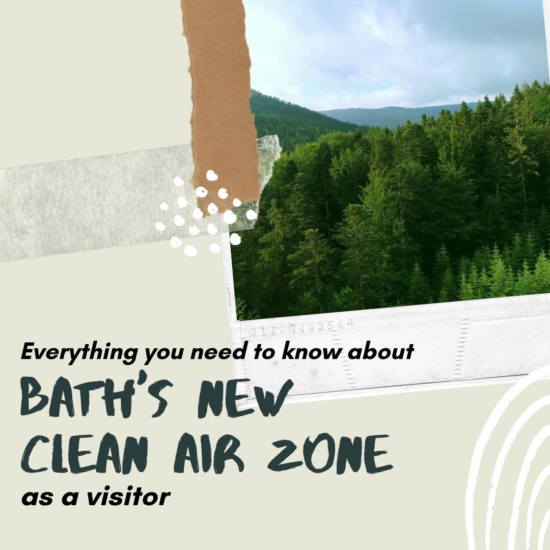 Bath's New Clean Air Zone