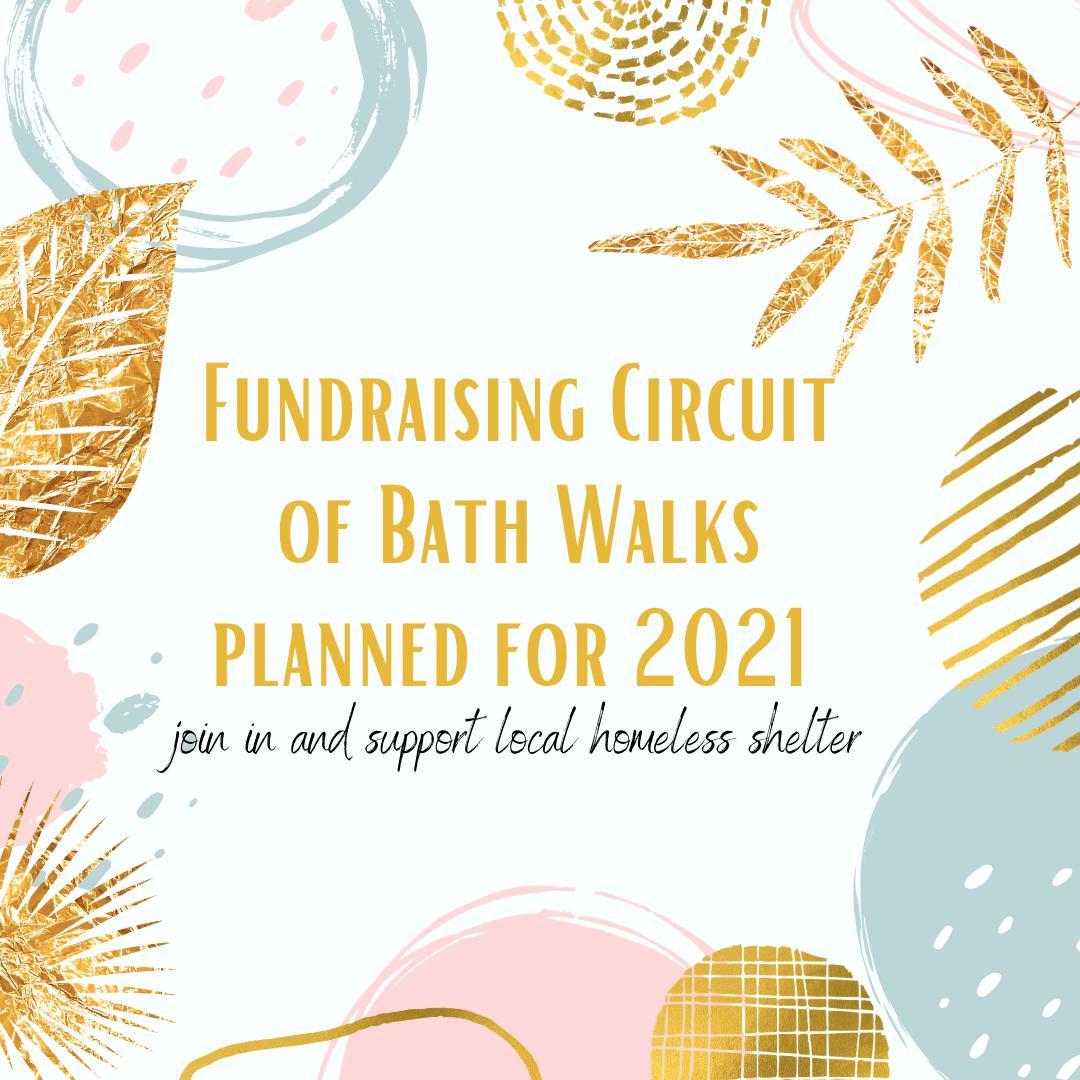 Fundraising Circuit of Bath Walks 2021