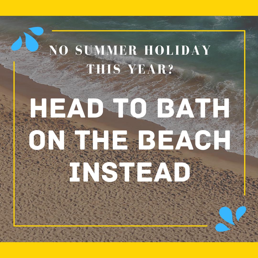 Beach Summer Instagram Post