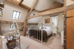 Barn king bedroom 2 with ensuite