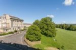 Views onto the Royal Crescent
